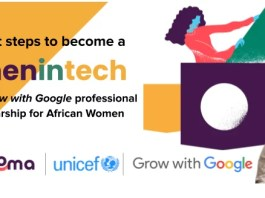 Grow with Google Professional Certificate Scholarships
