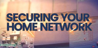 How To Secure Your Home Network