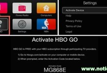 How to Set up HBO Go Account
