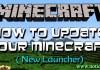 How to Update Minecraft