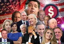 Richest Politicians in America