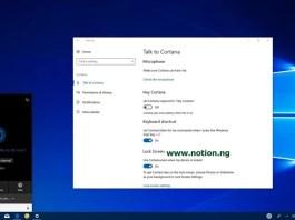 Turn Off Cortana Lock Screen In Windows 10
