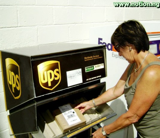 UPS Drop off Locations
