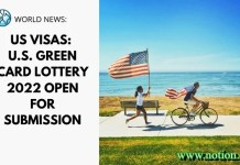 American Immigrant Visa Lottery Opens for 2021/2022 Applicants To Apply