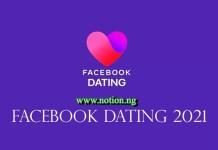 Facebook Dating 2021