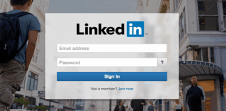 How To Login To LinkedIn