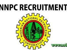 NNPC Recruitment 2021