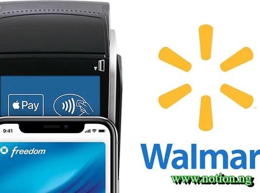 Apple Pay Walmart