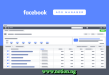 Facebook Ads Manager Account