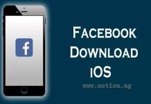 Facebook Download Ios