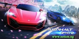 Asphalt Nitro Game Review