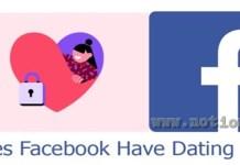 Find Facebook Dating App