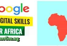 Google Digital Skill For Africa