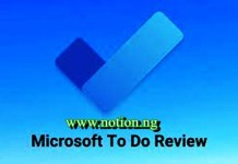 Microsoft To-Do Review