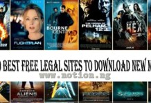 Top 10 Best Legal Sites To Download New Free Movies