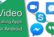 Video Calling Apps For Android Mobile