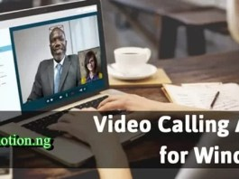 Video Calling Apps for Laptop