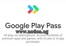 Google Play Pass Movies
