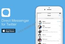 Twitter Free Messenger App