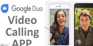 Duo Video Calls App Download