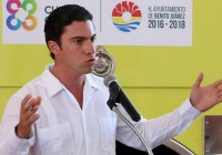 Remberto Estrada revela plan de renovación del centro de Cancún