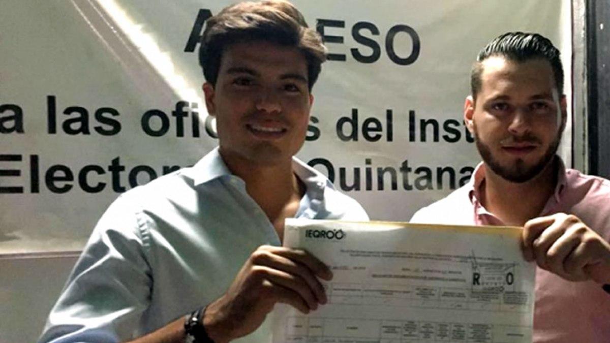 Gustavo Miranda quedó inscrito como aspirante independiente para diputado del distrito 8