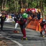 Repiten Campeones de Slalom y Slidding en Guajataca Downhill 2015