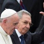 Polos opuestos las ultimas dos visitas Papales a Cuba