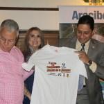 """Alcalde Carlos Molina presenta el Campamento Internacional de Jóvenes de la """"International Youth Fellowship"""""""