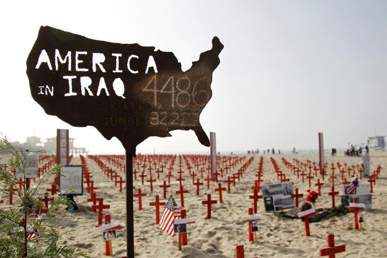 «LA GUERRE EN IRAK A ETE UNE TERRIBLE ERREUR !»