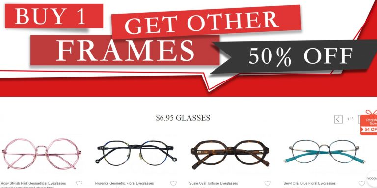 The most beautiful frames of glasses are at Voogueme.com