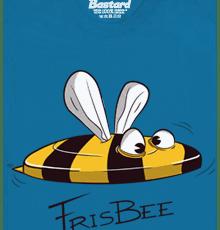 Frisbee dětské tričko
