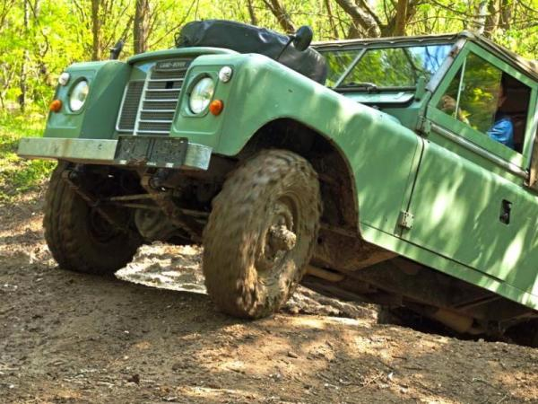 land rover off road testovaci trenink 2146