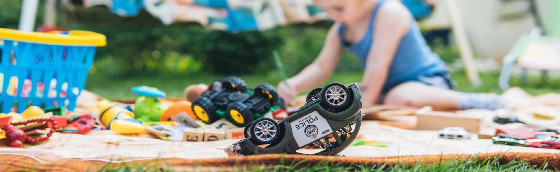 hračky mini