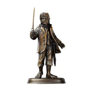Bronzová figurka Bilbo Pytlík