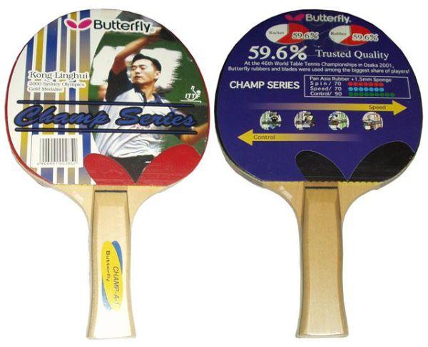 Butterfly 4932 Pingpongová pálka na stolní tenis