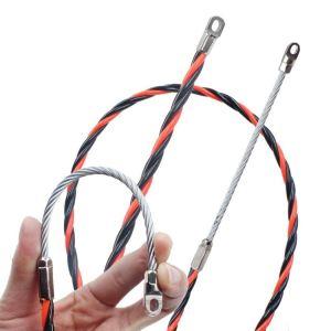 Pomůcka na protahování kabelů