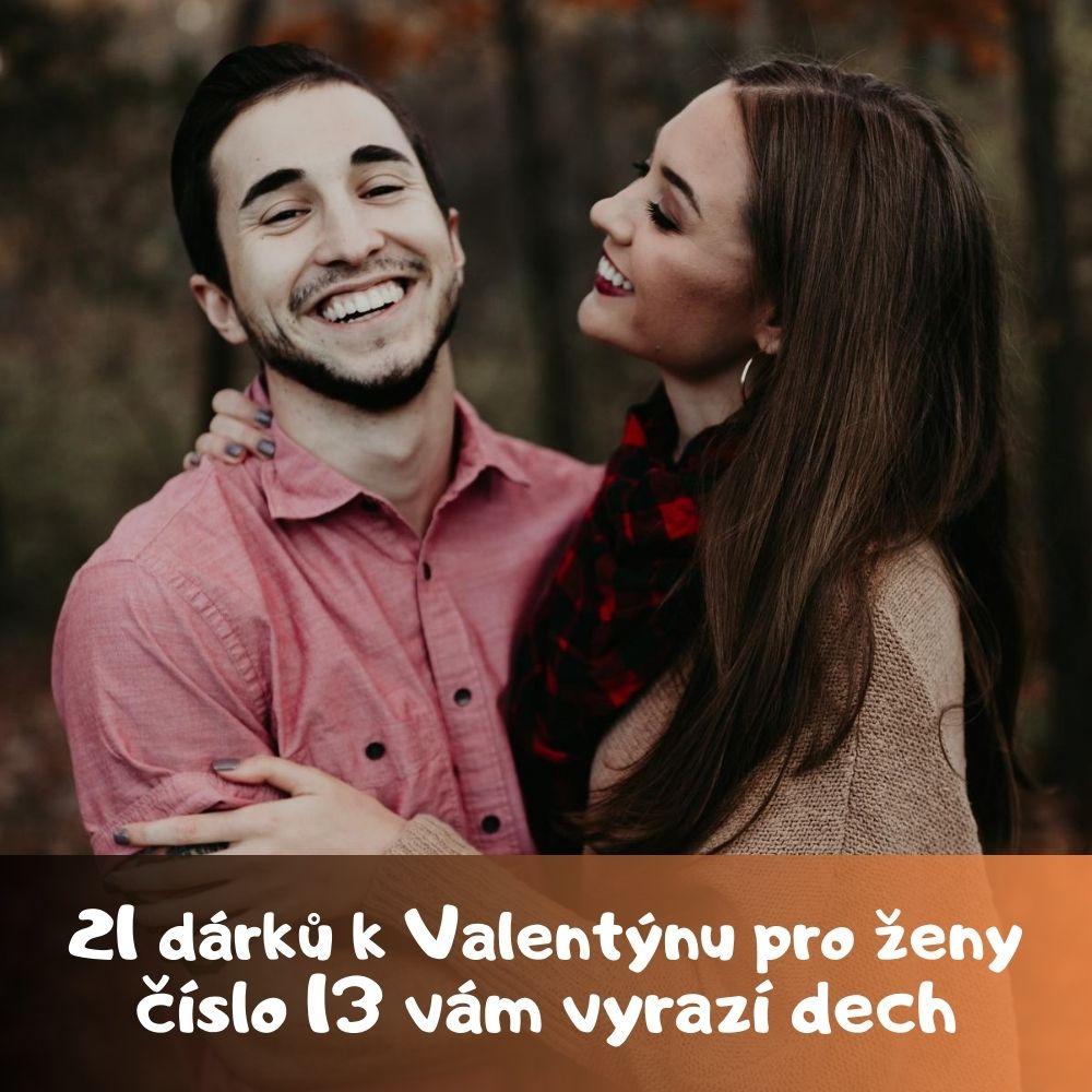 dárek k valentýnu pro ženu