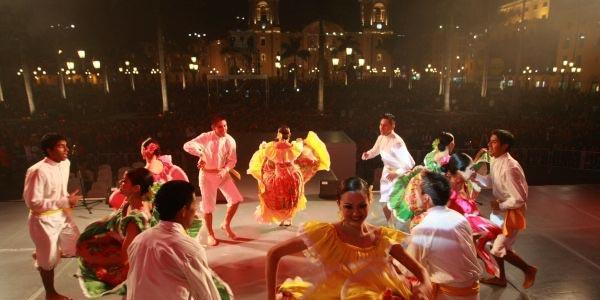 Día de la canción criolla en Lima