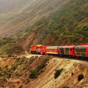 Semana Santa: Atraviesa los Andes en Tren