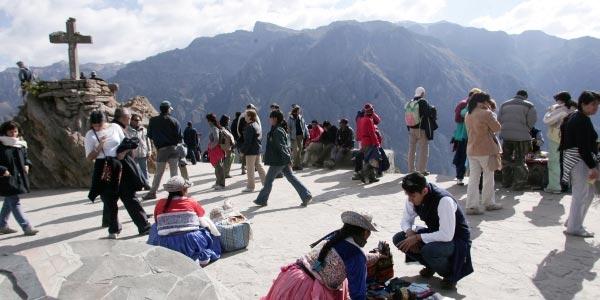 Valle del Colca fue visitado por más de 185 mil turistas hasta setiembre