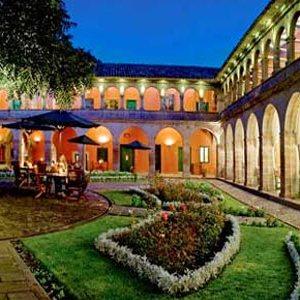Hotel Monasterio recibe premio de la revista británica Condé Nast Traveller