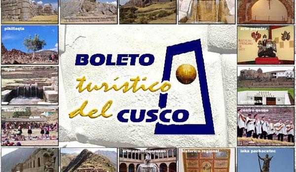 Conoce el Boleto turístico del Cusco