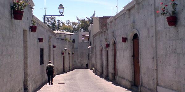 Barrio de San Lazaro - Arequipa
