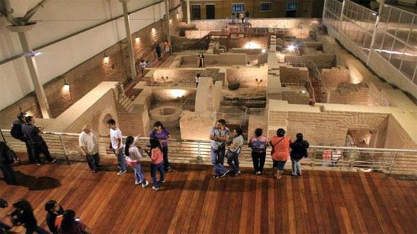 En Lima el Museo abre de noche