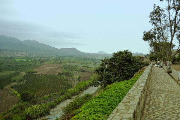 Turismo por el Valle de Azpitia a solo hora y media de Lima