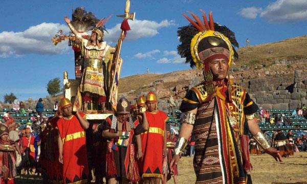 Programa completo de la Fiesta del Inti Raymi 2014