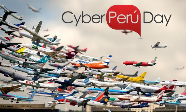 Cyber Perú Day: Oferta de vuelos y viajes por Fiestas Patrias