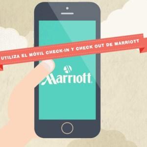 Marriott movil: 4000 razones por las cuales los viajeros amarán aún más a su smartphone