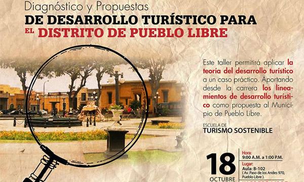 Taller de Diagnóstico del Turismo para el Distrito de Pueblo Libre